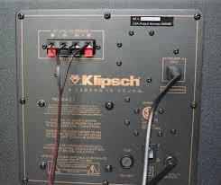 klipsch 2 0 2 1 5 1 speaker fans club ~