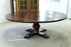 60 inch round pedestal dining table inches square glass top