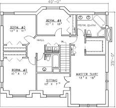 Plan 11774HZ Attractive 4 Bedroom Split Bedroom House Plan Small 4 Bedroom House Plans