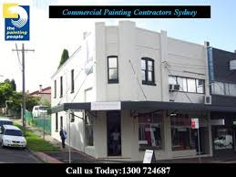 looking for commercial painting contractors in sydney the painting people have built a retion in