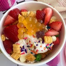 menchie s frozen yogurt photos reviews ice cream rice krispies as photo of menchie s frozen yogurt houston tx united states