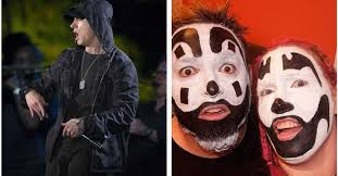 Believe it or not, and despite us using the super dope tom. The Insane Clown Posse Eminem Beef A History Of The Feud