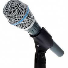 Конденсаторный <b>вокальный микрофон Shure Beta</b> 87C