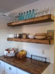 build your own kitchen cabinets beautiful 20 diy floating rh childofnatureblog com diy floating shelves plans build your own wood floating shelves