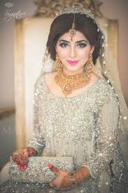 beautiful makeup for stani bride