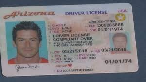 New Identification Cards Out Rolls Arizona