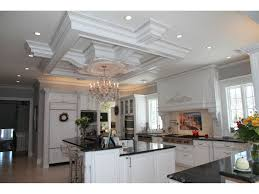 Kitchen Crown Moulding Coffer Ceilings For Exclusive Coffer Ceilings Call Crown Molding Nj