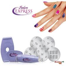 Salon Express Stamping Kit | Online Shopping in Pakistan with Free ...