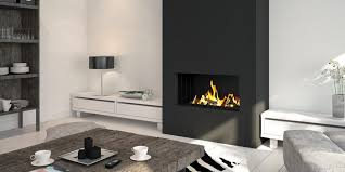 image of natural gas fireplaces ventless