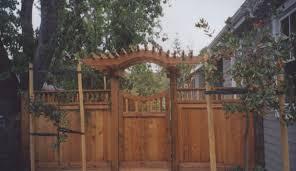 Small Picture Garden Garden Arbor With Gate Intended For Breathtaking Garden