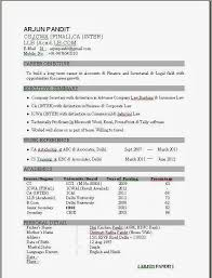 Fair Job Resume Sample India For Your Sample Chronological Resume ...