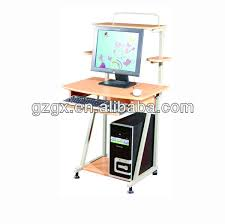 GX-268S School Wooden Cheap Computer Desk,Desktop Computer Table Designs  For Teacher And