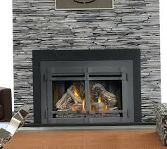 converting a wood fireplace to gas convert wood burning fireplace with gas starter to gas logs