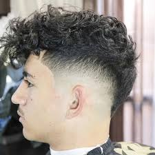Pictures Of Mohawk Designs Awesome 60 Sassy Curly Mohawk Designs Outlandish Bad Boy