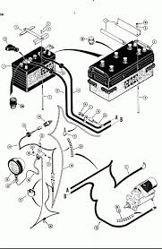 Diesel engine starter wiring diagram motor starter circuit diagram