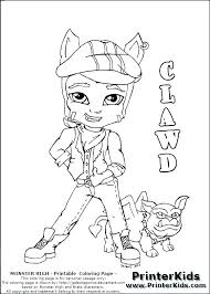 baby monster high coloring pages x3190 monster high coloring pages baby monster high babies coloring pages