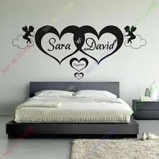 personalised vinyl wall art stickers