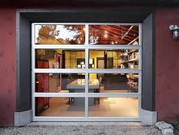 clear garage doors home office industrial with concrete table conference room chamberlain door opener codes patio