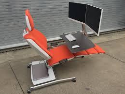lying down desk design ideas