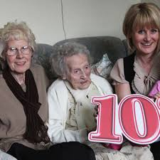 Crawcrook great-gran reaches 108th birthday - Chronicle Live