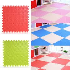 leaf veins eva foam play puzzle mat floor carpet rug baby kids home decoration