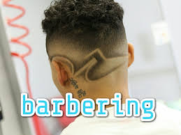 Haircut Designs How To Do Faded Design Haircut Barber Tutorial Youtube