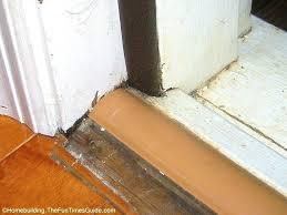 exterior door seals