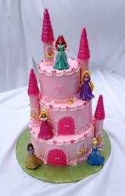 28 Girl Princess Birthday Cake Designs Birthday Cake Simple