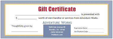 Microsoft Word Gift Certificate Template Microsoft Word Gift Certificate Template Free Download 1990