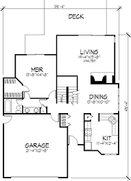 Modern One Story House Plans One Story Modern House Exterior    Modern One Story House Plans One Story Modern House Exterior