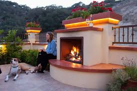 picture of architectural cast concrete wall caps column caps and fireplace hearth and