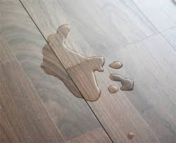 wet floors are creaking