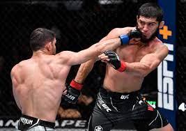 UFC Fight Night: Makhachev v Moises ...