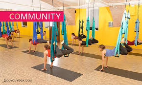 7 reasons to try aerial yoga at least