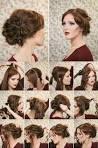Вечерняя причёска пошагово фото