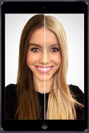 Hairstyle Simulator App modiface virtual makeover skincareantiaging visualization 4597 by stevesalt.us