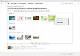 Create Desktop Background shortcut in ...