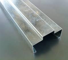 steel door frame jamb sections