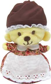 <b>Cupcake Bears Мягкая игрушка</b> Коколина 9 см
