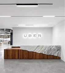 office reception desk. Modern Office Furniture Reception Desk Inside Uber In San Francisco\u2026 K