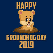 Image result for groundhog day 2019