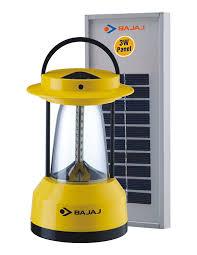 Bajaj Led Light Price Buy Bajaj Asha 3 7v Led Glow Solar Lantern With Solar Panel