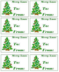 Tags For Gifts Templates Template For Tags Gifts Made By Holiday Gift Tag Templates