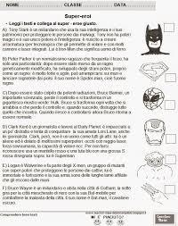 Attività Online Italiano Scuola Primaria Materiale Didattico