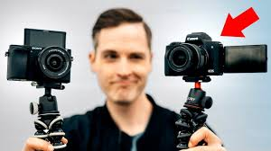 Best Camera for YouTube? Canon M50 VS. Sony A6400 - YouTube
