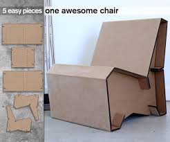 how to make cardboard furniture. View In Gallery How To Make Cardboard Furniture