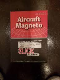 Slick Magneto Application Chart Details About New 4381 Slick Magneto Champion