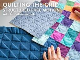 Win Angela Walters' Favorite Quilting Supplies! ($500 Value ... & Quilting the Grid: Structured Free Motion Adamdwight.com