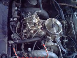 need a diagram or someones knowledge of 190e engine mercedes easy the other end sticks into the breather hose under the air filter and goes straight to the fpr