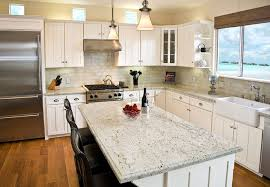 pictures of white kitchens with granite countertops. adorable kitchen design idea with white cabinetry and island pendant light glass window pictures of kitchens granite countertops t